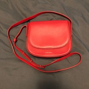 🏆HP🏆 Mansur Gavriel Mini Saddle Bag